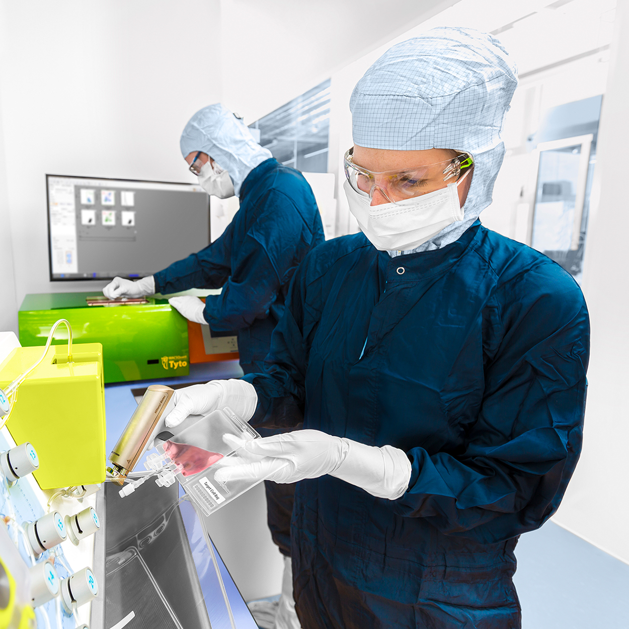 MACSQuant® Tyto® Cell Sorter User Training