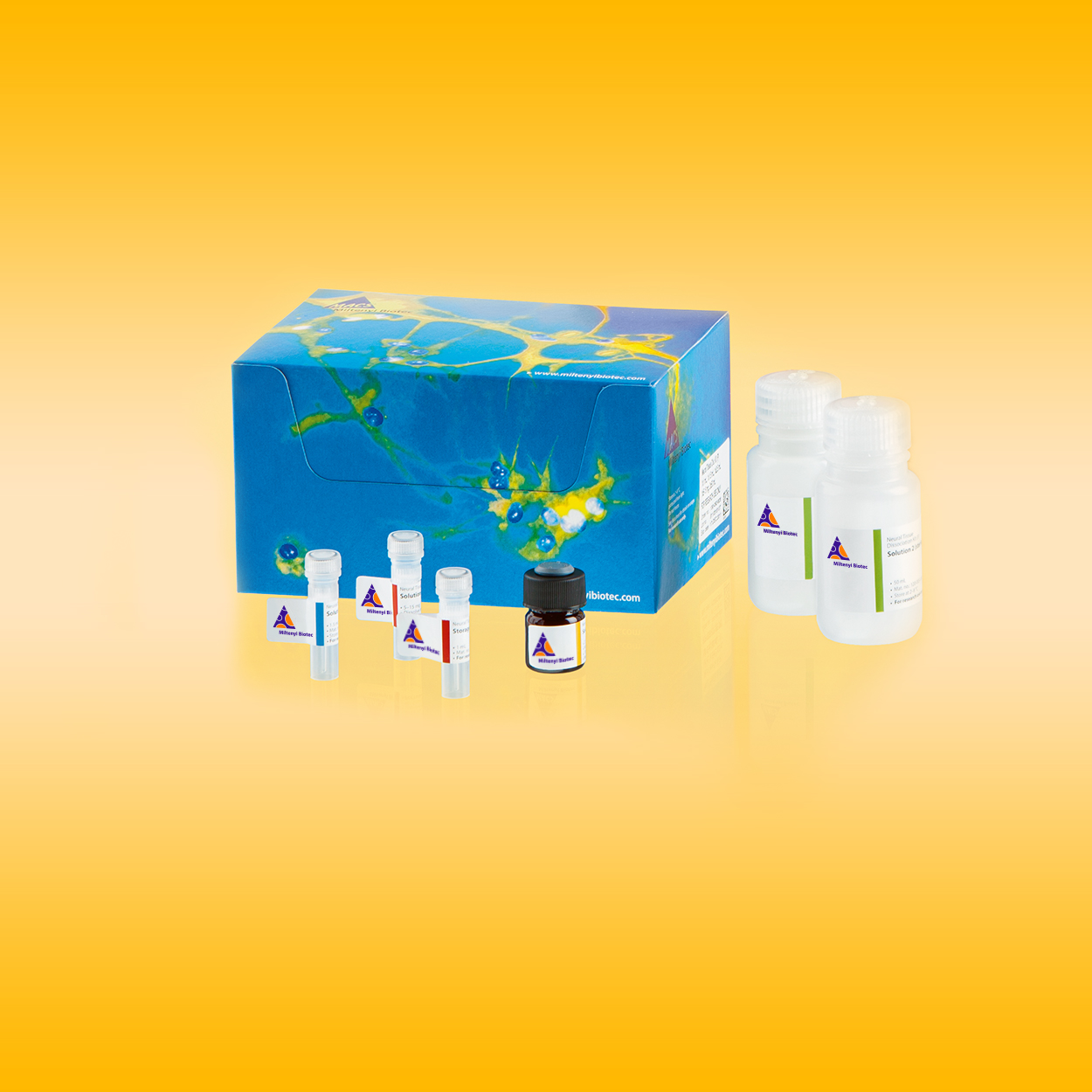 Tissue dissociation kits