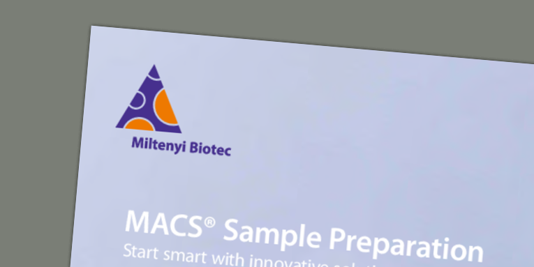 MACS® Sample Preparation - Standardize you tissue dissociation and homogenization