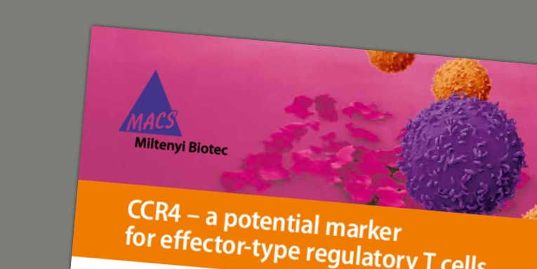 CCR4 – a potential marker for the selective removal of effector-type FOXP3+CD4+ regulatory T cells in cancer immunotherapies. Sugiyama & Nishikawa (2018)