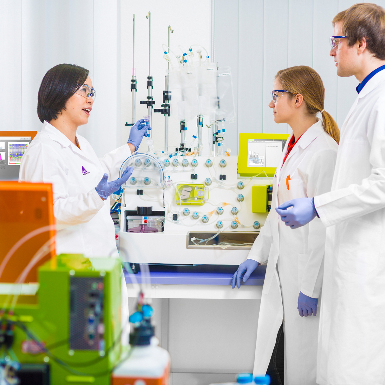 CliniMACS Prodigy® Adherent Cell Culture (ACC) System User Training