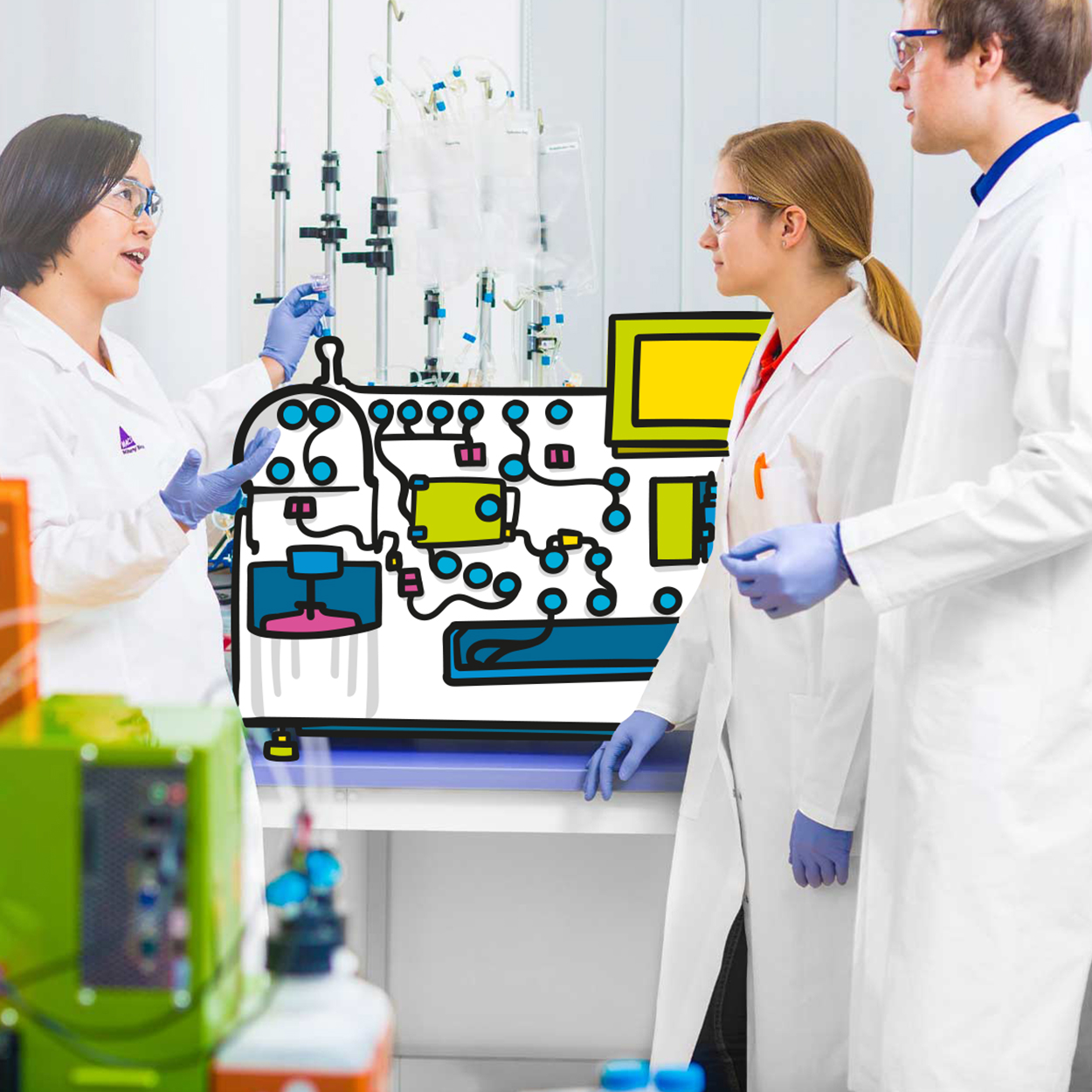 Clinical cell manufacturing<br>training courses