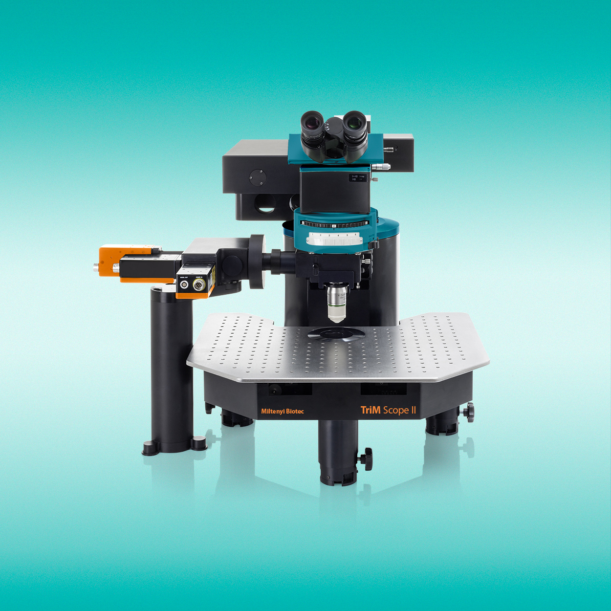 Multiphoton microscopy