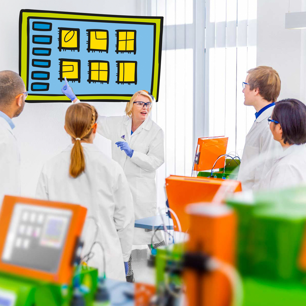 Flow cytometry<br>training courses