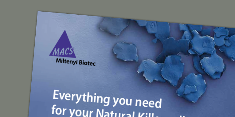 Everything you need for your natural killer cell research