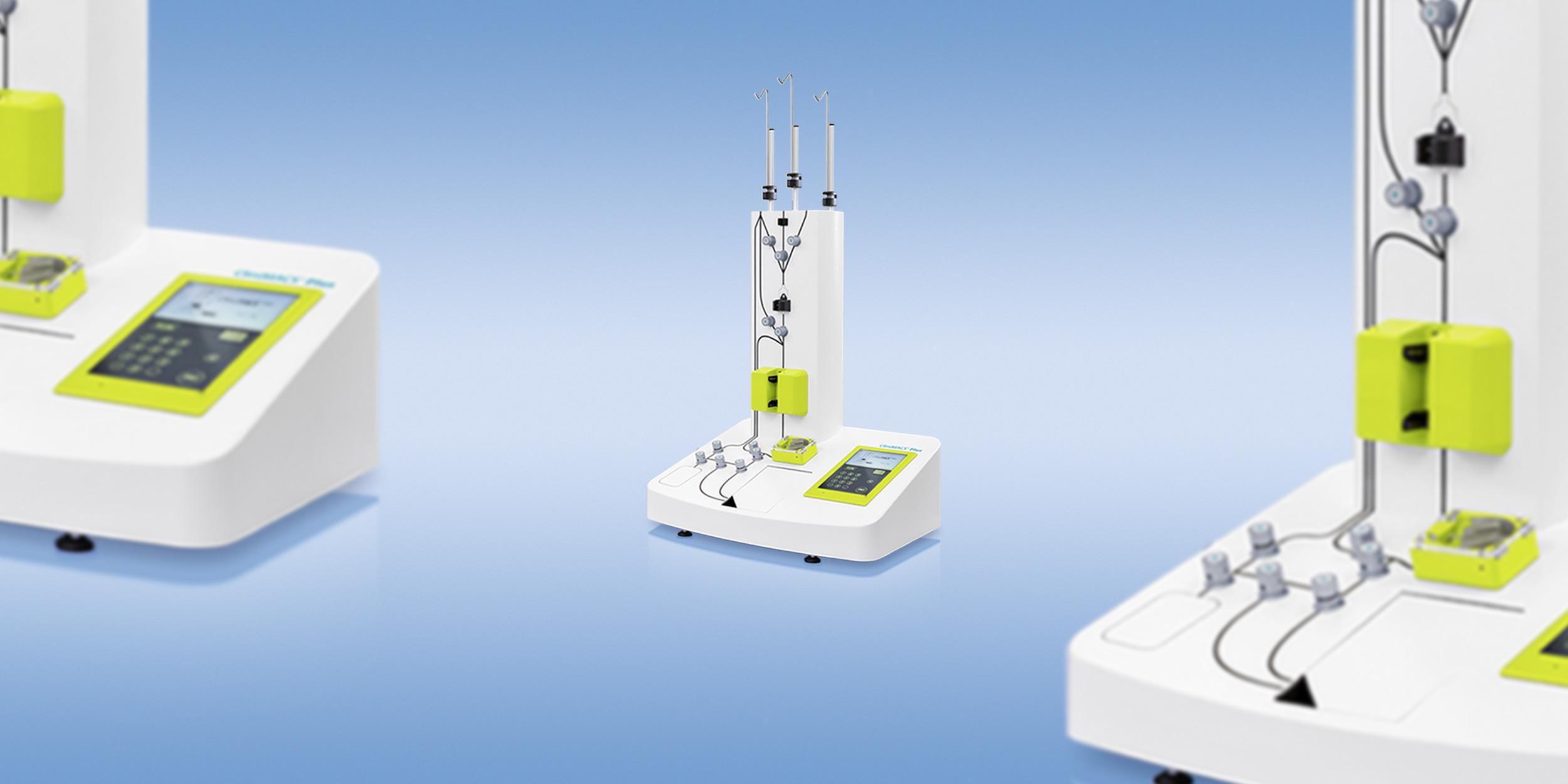 CliniMACS Plus Instrument