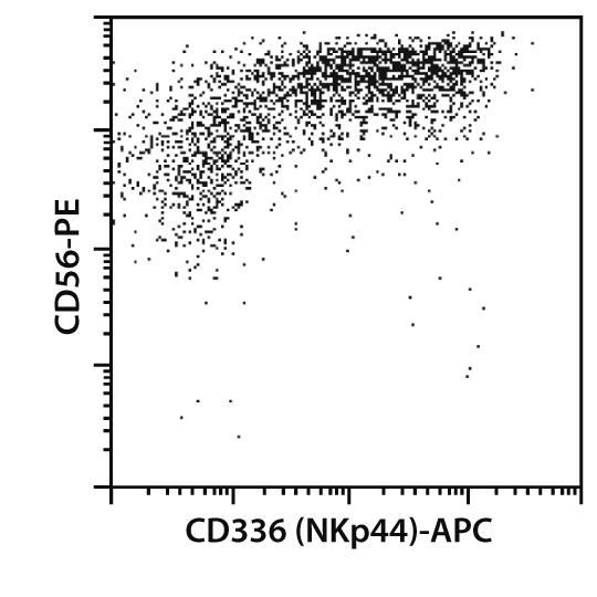 CD336 (NKp44) Antibody, anti-human