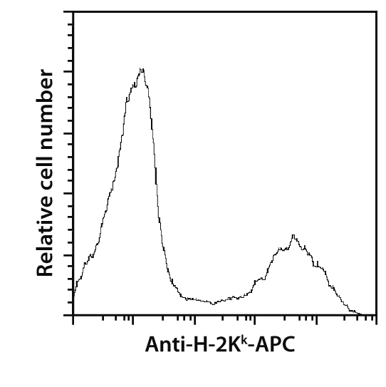 H-2Kk Antibody, anti-mouse