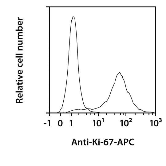 Ki-67 Antibody, anti-human/mouse, REAfinity™
