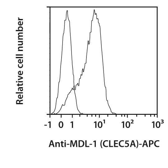 MDL-1 (CLEC5A) Antibody, anti-mouse, REAfinity™