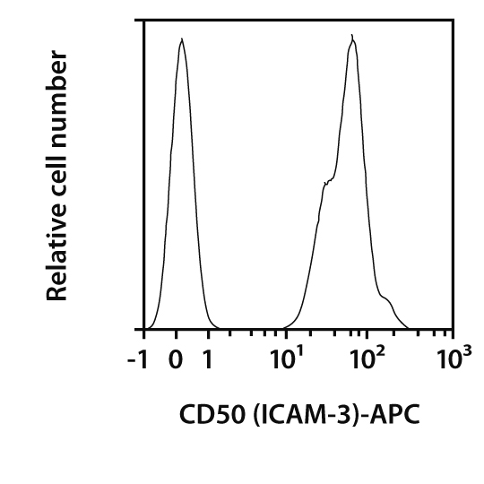 CD50 (ICAM-3) Antibody, anti-human, REAfinity™