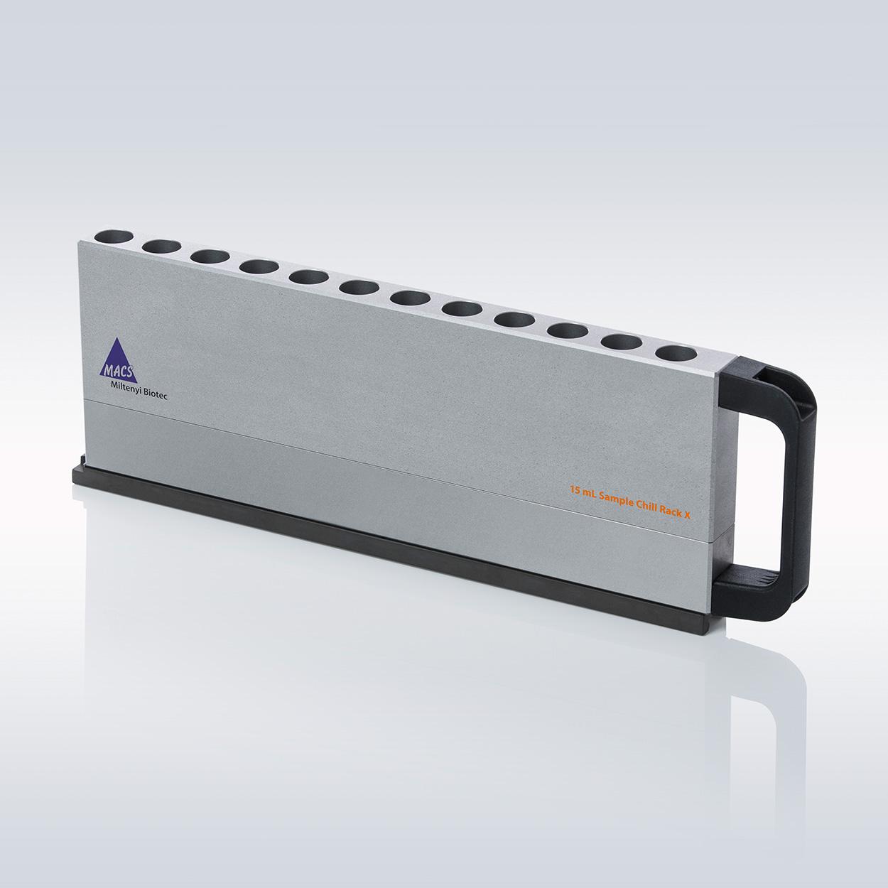MultiMACS™ X 15 mL Sample Chill Rack