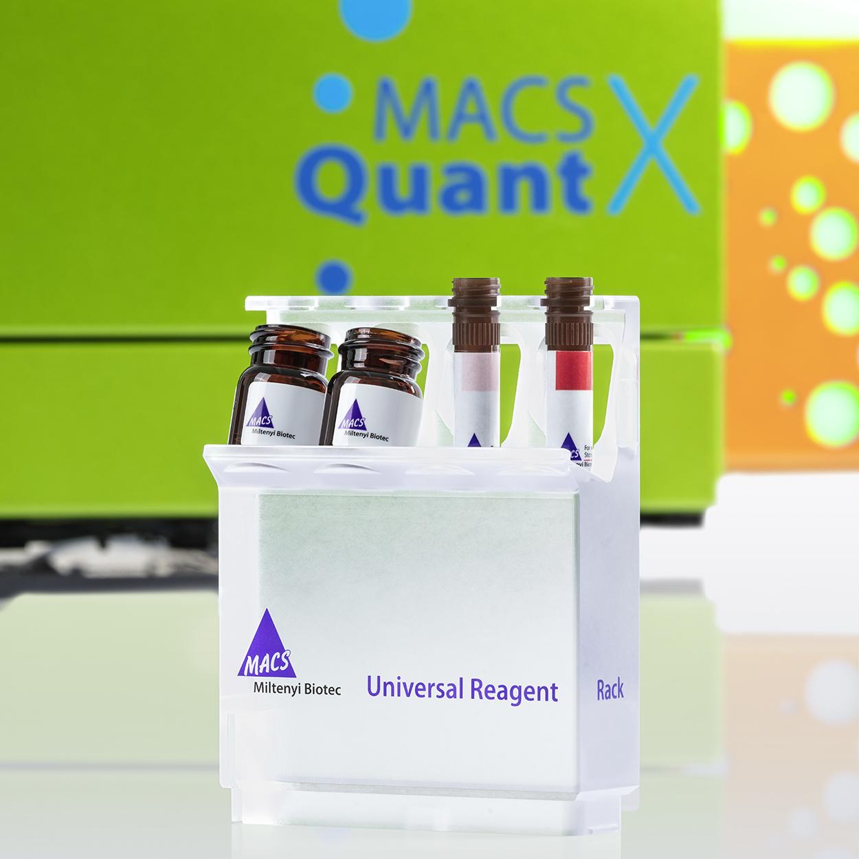 Universal Reagent Rack